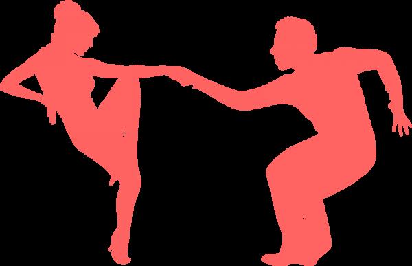 dance-silhouette